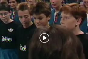 ویدئویی بسیار جالب از راجر فدرر / از توپ جمع کنی در جام بازل تا 9 بار قهرمانی در جام بازل