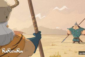 تیزر انیمیشن ایرانی را که در ایتالیا جایزه گرفت را ببینید ؛بدو رستم بدو