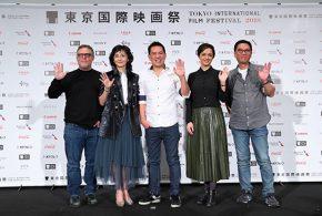 لحظه معرفی ترانه علیدوستی به عنوان داور جشنواره توکیو(ویدئو)