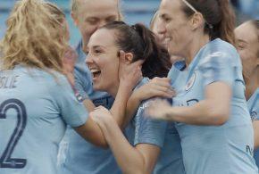 سوپر گل تیم زنان منچستر سیتی به وستهم /فیلم