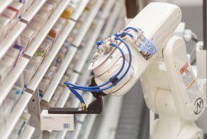 ویدئویی از اولین داروخانه تمام روباتیک کشور در ارومیه