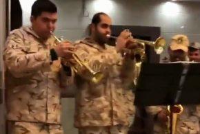 آیا کادری های کلیپ سربازان خوشحال توبیخ شدند؟(ویدئو)