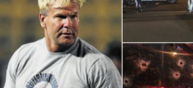 ستاره سابق تیم ملی فوتبال آفریقای جنوبی  به ضرب گلوله کشته شد