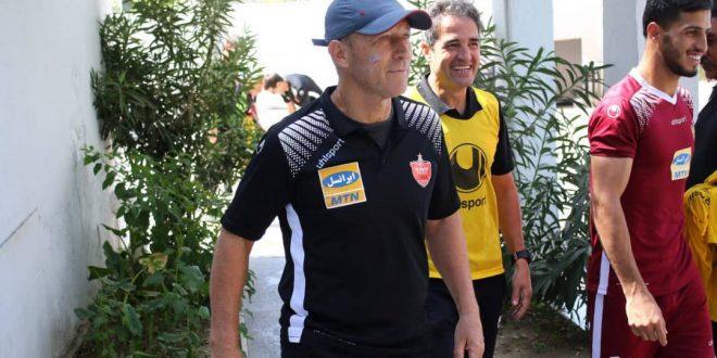آیا کالدرون در آبادان خوشحال به دربی می رود؟/جدال پرسپولیس آرژانتینی با برزیلیها!