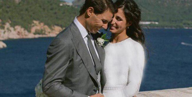 رافائل نادال ازدواج کرد(عکس)