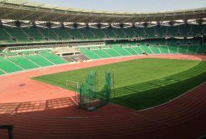 این استادیوم زیبا میزبان تیم ملی ایران در بصره است (عکس)