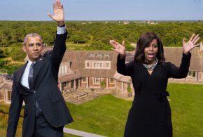 خانه 11.75 میلیون دلاری باراک و میشل اوبا را ببینید(مجموعه عکس)