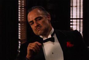 ببینید | ویدئوی تماشایی:وقتی مجری از مارلون براندو میخواهد که لحظهای از نقش دن کورلئونه رو بازی کند