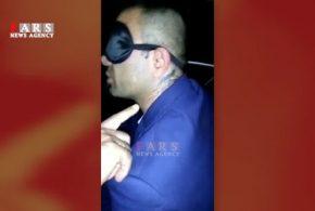 ببینید | لحظه دستگیری وحید خزایی در فرودگاه امام خمینی(ره)