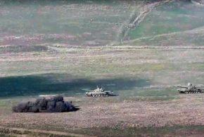 ببینید | تیرباران سربازان ارمنستان توسط سربازان جمهوری آذربایجان