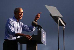 اوباما در سخنرانی حمایتی از بایدن چگونه به ترامپ حمله کرد؟