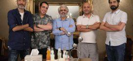 مهمانی «شام ایرانی» در خانه مجری و گوینده سرشناس/ عکس