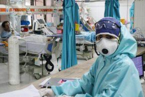 ببینید | صحنههایی دلخراش در بیمارستانهای تهران