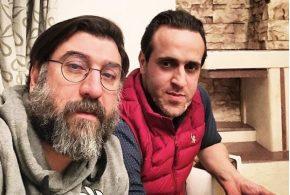 ببینید | لحظاتی از حضور علی انصاریان در برنامه «همرفیق» با اجرای شهاب حسینی