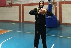 قد بلندترین دختر ایران را بشناسید؛مهسا تقدمی