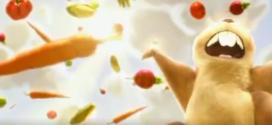 یک انیمیشن کوتاه بسیار زیبا درباره موشی که میوه می خواهد (ویدئو)