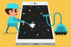 نحوه صحیح تمیز کردن تلفنهمراه هوشمند/آلودگی زدایی از گوشی
