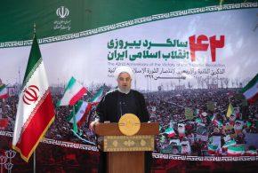 ببینید | انتقاد روحانی از مجلس در ماجرا برداشتن تحریمها