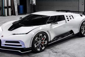 ماشین تازه 10 میلیون یورویی کریستیانو رونالدو/عکس
